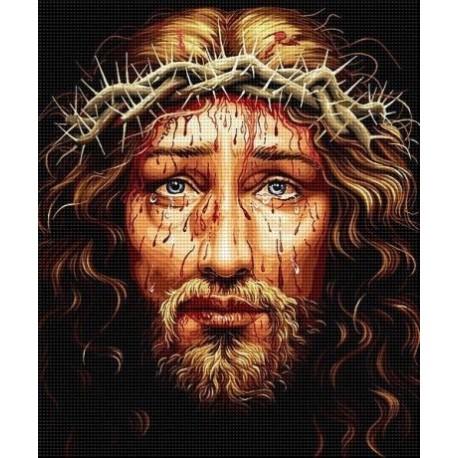 Гоблен със схема ИСУС ХРИСТОС