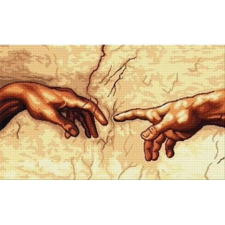 Гоблен със схема БОЖЕСТВЕНО ТВОРЕНИЕ 2