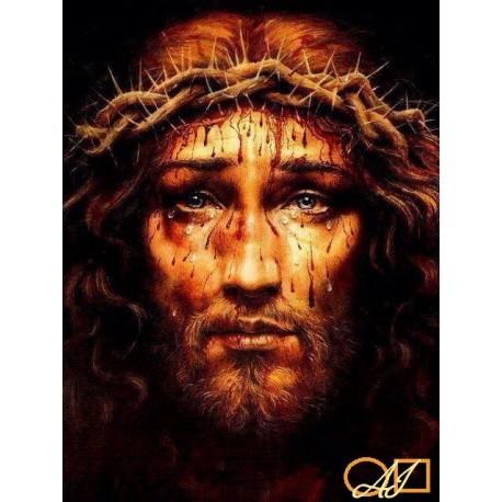 Диамантен гоблен ИСУСОВА КРЪВ