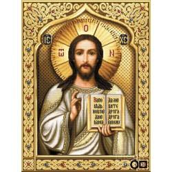 Диамантен гоблен ИСУС ВИ БЛАГОСЛАВЯ