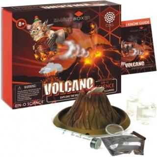 Наука за вулканите - ВУЛКАН - Играчки за умни деца