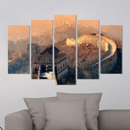 Декоративни панели за стена ВЕЛИКАТА КИТАЙСКА СТЕНА