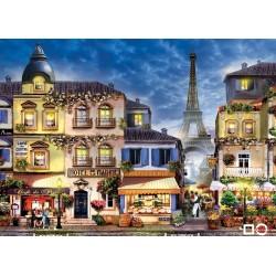 Диамантен гоблен УЛИЧКА В ПАРИЖ