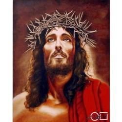 Диамантен гоблен ТРЪНЕНИЯТ ВЕНЕЦ НА ХРИСТОС