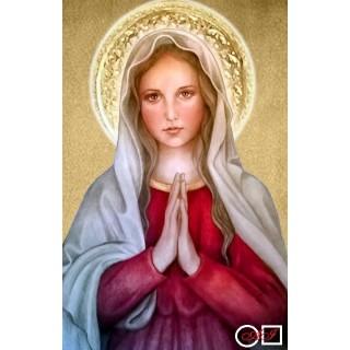 Диамантен гоблен   БЛАГОСЛОВЕНАТА МАРИЯ