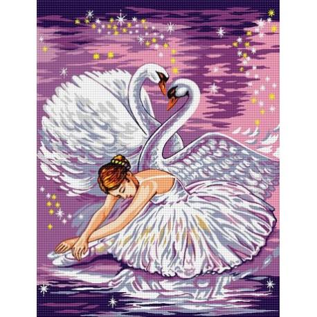 Гоблен Лебедов танц