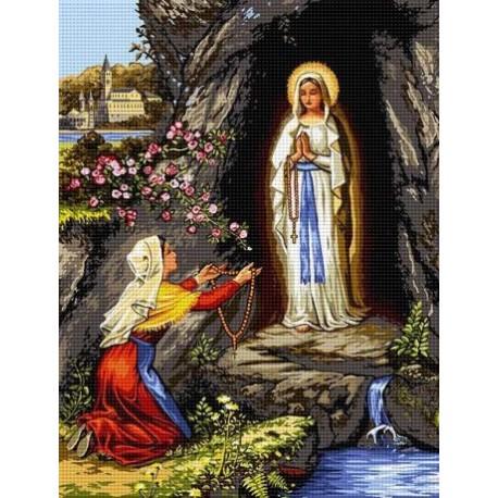 Гоблен Пресветата дева