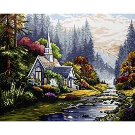 Гоблен Планински живот