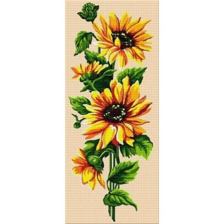 Гоблен Жълти цветя
