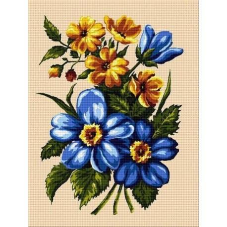 Гоблен Горски цветя