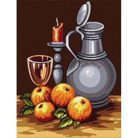Гоблен Натюрморт с ябълки
