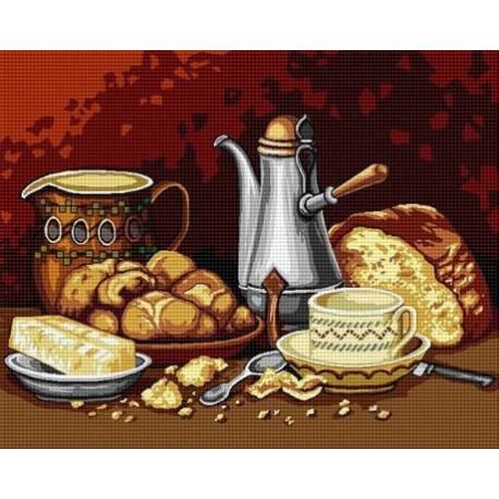 Гоблен На гости на домашен кекс и варено кафенце