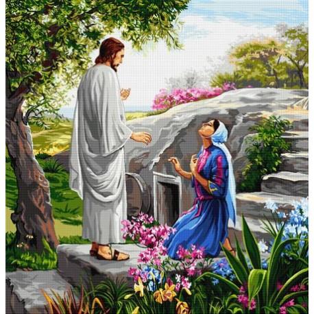 Гоблен ИСУС И МАРИЯ МАГДАЛЕНА