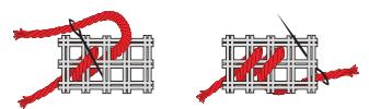 Инструкция за шиене щампи Худема`с типове B, C+, D, E и E+ - част 1